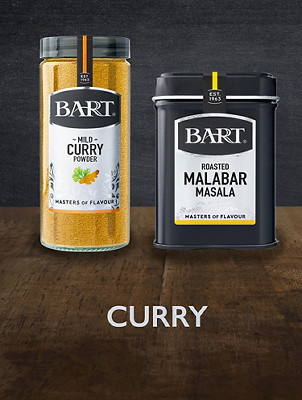 Bart Curry Powders