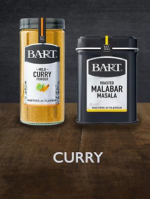 Bart Curry Powders