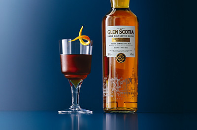 Proud Mary cocktail