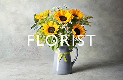florist sunflower