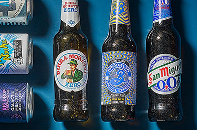 Image of low alcohol beers