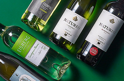 Image of low alcohol wines