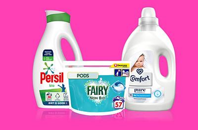 Save 1/3 Laundry
