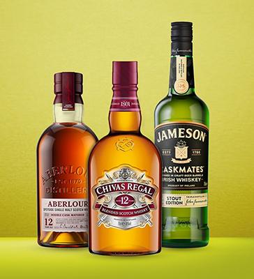 Fruity whiskey
