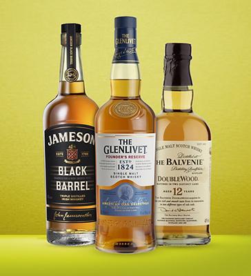 Sweet whiskey