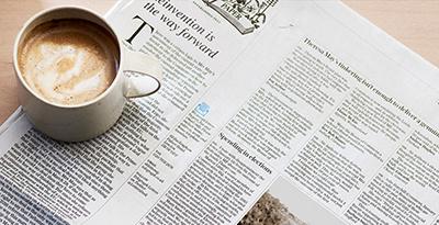 Newspaper offer