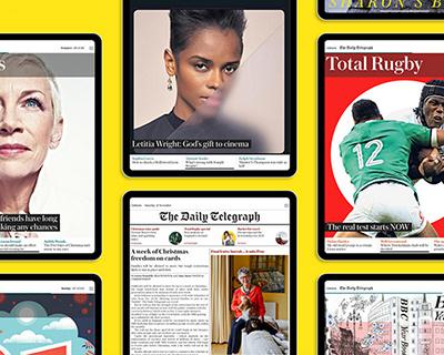 Telegraph offer