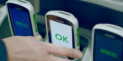 image of Quick check handheld device