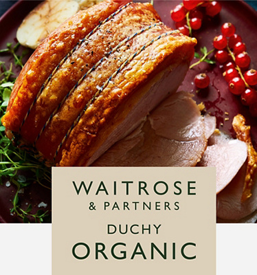Waitrose & Partners Duchy Organic