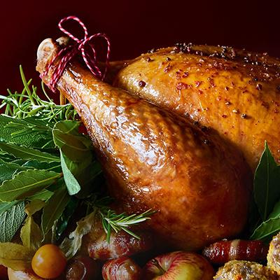 Christmas Turkeys
