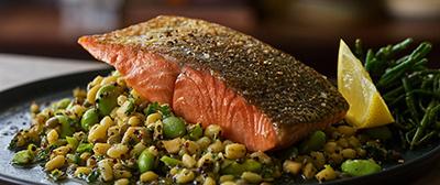 Taste 2021 - No.1 Alaskan sockeye salmon