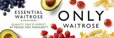 Essential Waitrose & Partners - Only at Waitrose
