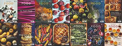 Waitrose Food Magazine Covers