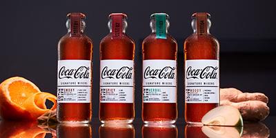 Image of Coca-Cola Signature Mixers