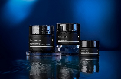 Cold Plasma Plus+ Collection luxury skincare products
