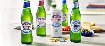 Image of Peroni beer