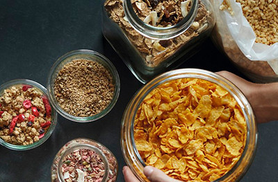 Image of fortified cereals