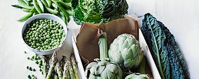 Image of green veg