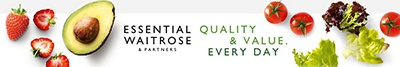 Essential Waitrose & Partners - Quality & value. Every day