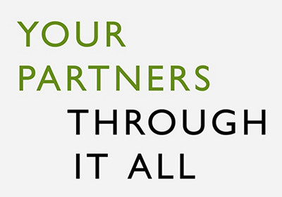 your partners through it all