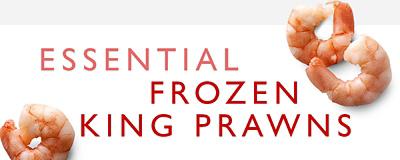 Essential Frozen Prawns