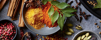 Image of spice and herbs