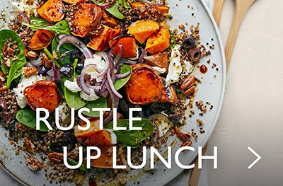 rustle up lunch