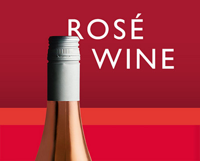 Shop rose wine