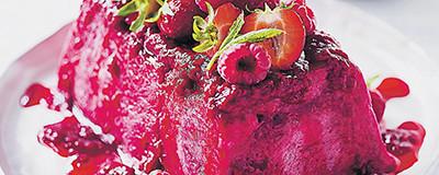 image of Martha Collison's summer pudding