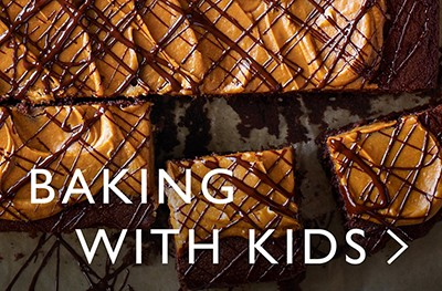 bake with kids