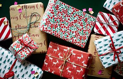 Image of Christmas Wrapping