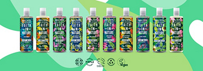 faith in nature products