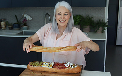 Image of Silvana and Picnic loaf