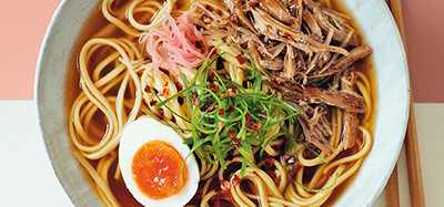 Japanese Cooking - Noodles
