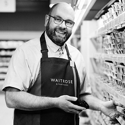 Waitrose Partner in-store collection image