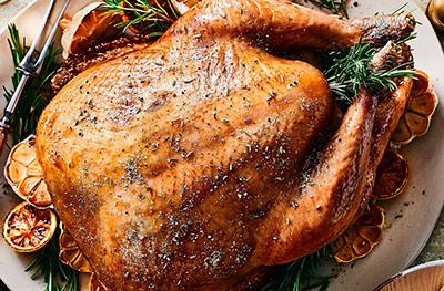 Image of fennel turkey recipe