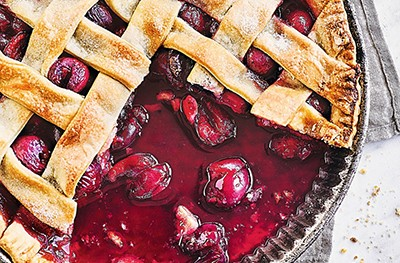 image of martha's cherry pie