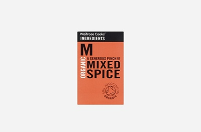Image of mixed spice
