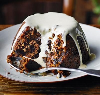 image of Martha's christmas pudding