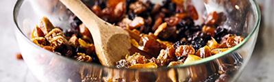 image of christmas pudding mix