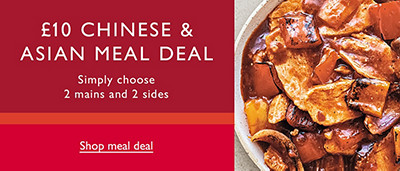 £10 Asian meal deal