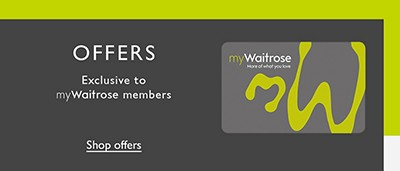 myWaitrose Offers