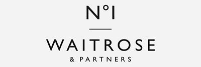 No.1 Waitrose & Partners logo