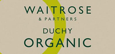 Waitrose Duchy Organic logo