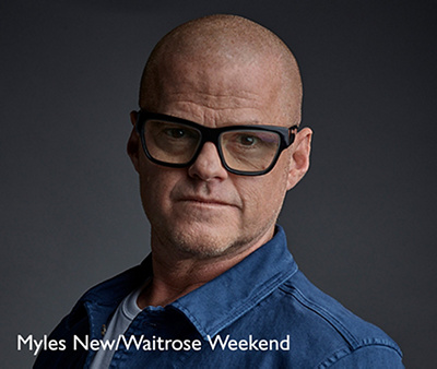 Heston Shot by Myles New/Waitrose Weekend