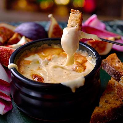 You can taste when it's waitrose gruyere fondue