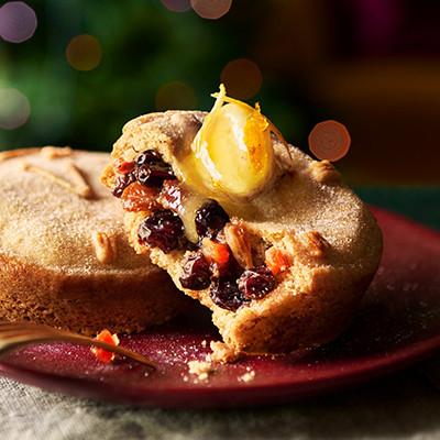 You can taste when it's waitrose mince pies