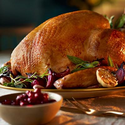 You can taste when it's waitrose turkeys