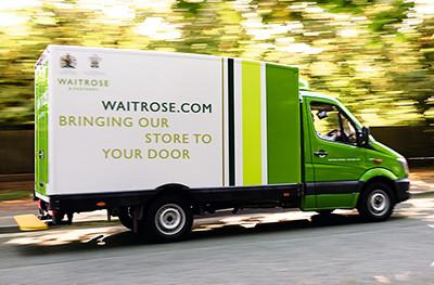 Waitrose delivery