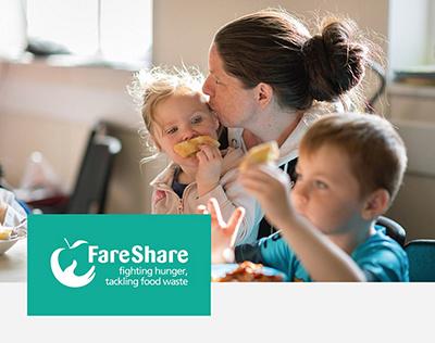 Image of Fareshare charity